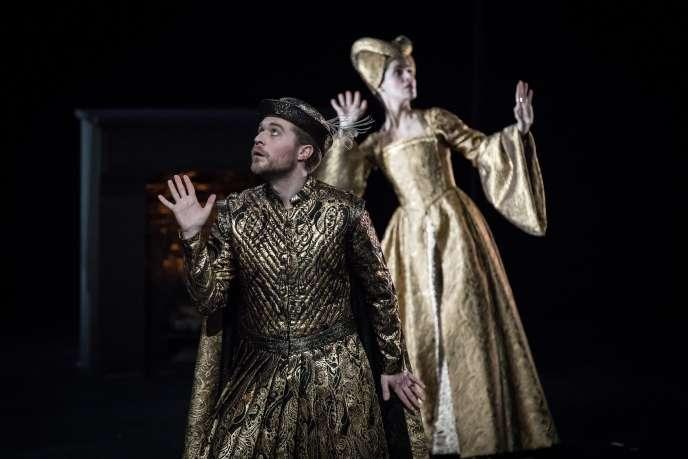 « Trois contes», de Gérard Pesson, mis en scène par David Lescot à l'Opéra de Lille.