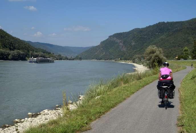 Le long du Danube à Aggsbach, en Autriche.