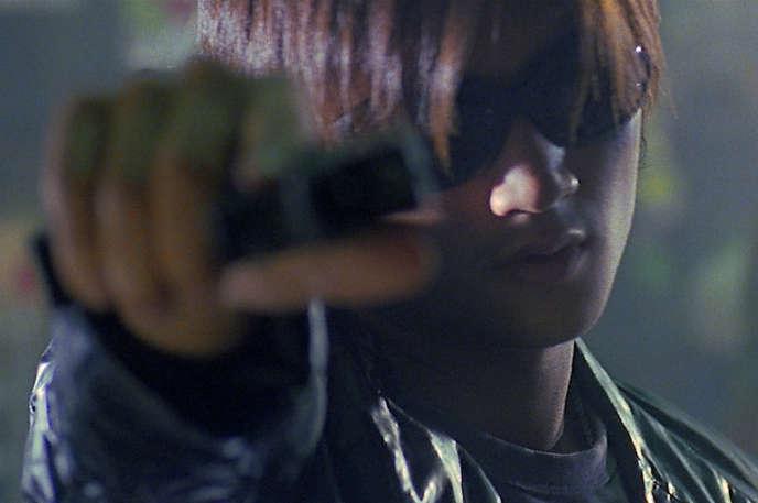 Nicholas Tse joue le rôle de Tyler dans«Time and Tide», de Tsui Hark.