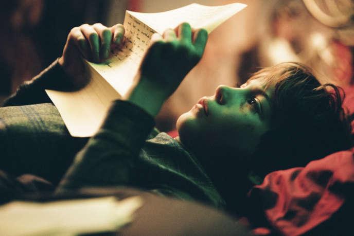 Jacob Tremblay interprète Rupert Turner enfant dans le film canadien de Xavier Dolan,«Ma vie avec John F. Donovan».