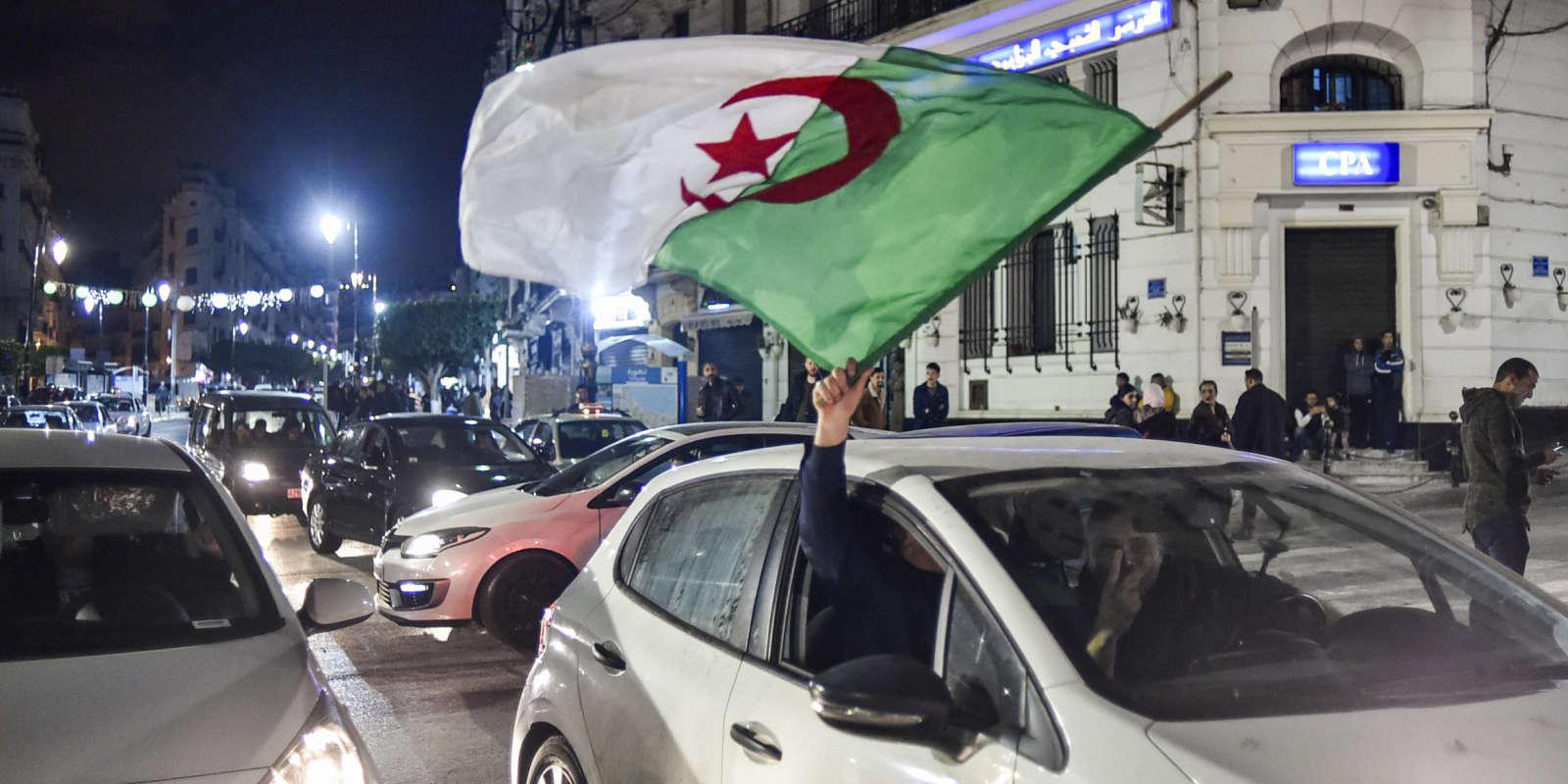 A Alger, le 11 mars.