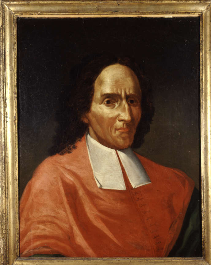 Portrait du philosophe italien Giambattista Vico (1668-1744), toile du XVIIe siècle. Museo Nazionale Romano, Rome.