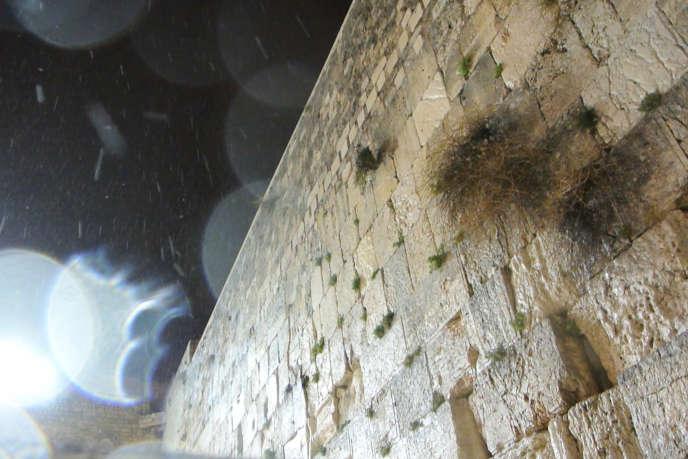 Le mur des Lamentations dans le film israélien de Moran Ifergan,« Wall».