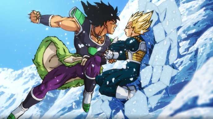 Dragon Ball Super Broly Comment Le Studio Toei A Fait Main