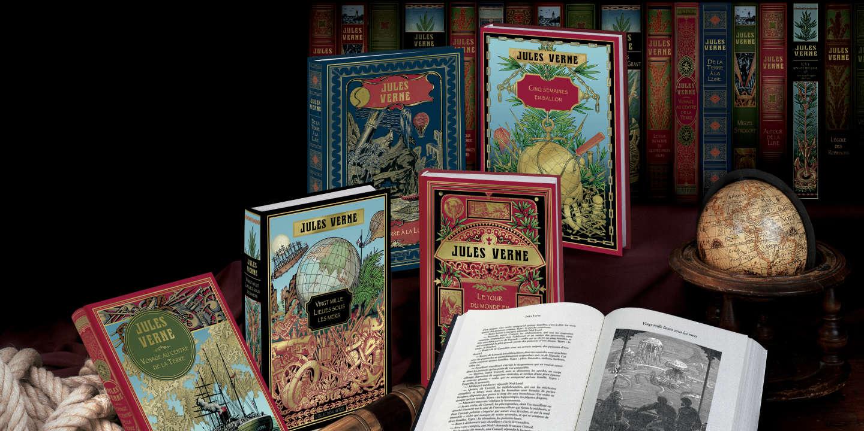 Les Voyages Extraordinaires De Jules Verne Une