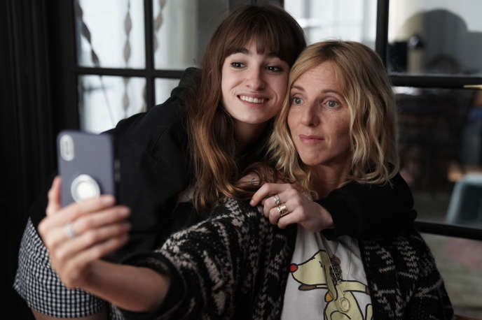Thaïs Alessandrin etSandrine Kiberlain dans« Mon bébé», de Lisa Azuelos.