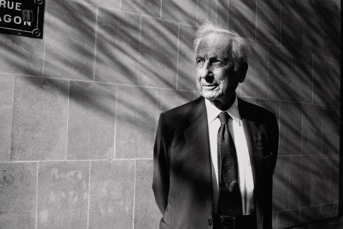 Pierre Estoup, ancien magistrat, a faitune carrière dans l'arbitrage privé dans les années 1990.