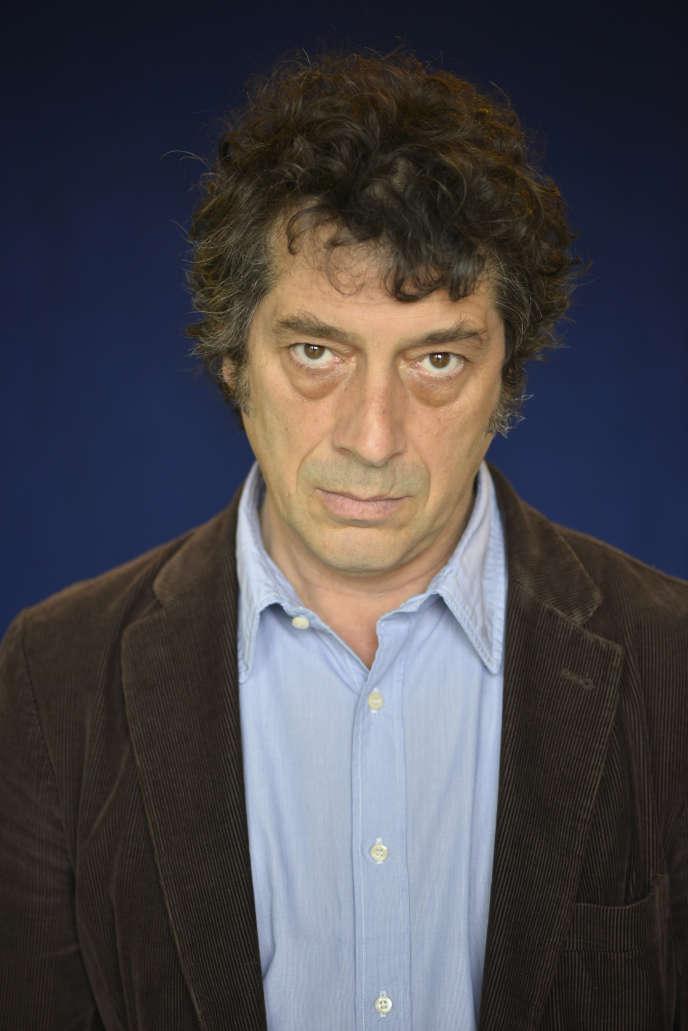 L'écrivain italien Sandro Veronesi, en 2013.