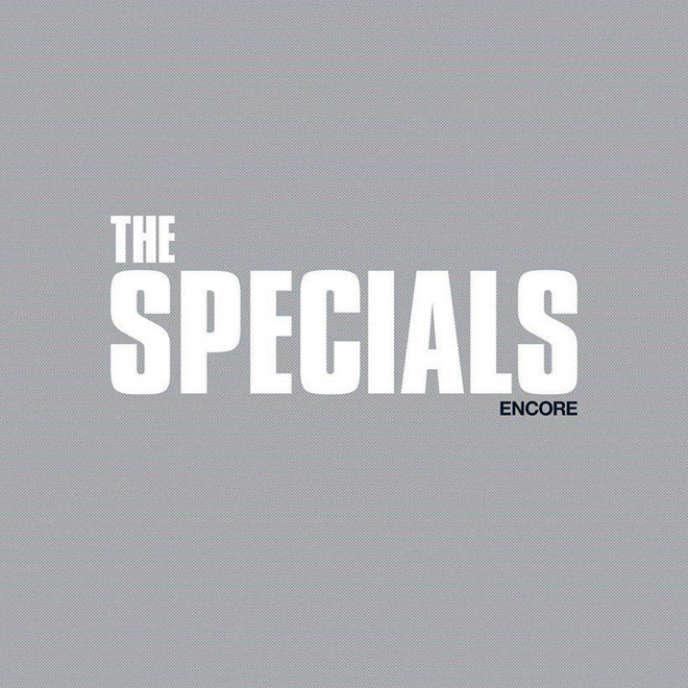 Pochette de l'album«Encore» de The Specials.