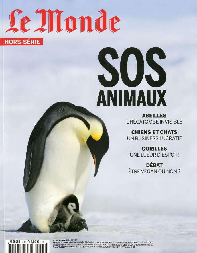 « SOS Animaux », hors-série du « Monde », 100 pages, 8,50 euros. En vente en kiosques et sur Boutique.lemonde.fr.