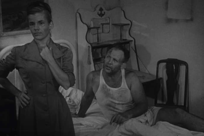 Ann Long et Bert Williams dans«The Nest of the Cuckoo Birds» (1965), de Bert Williams.