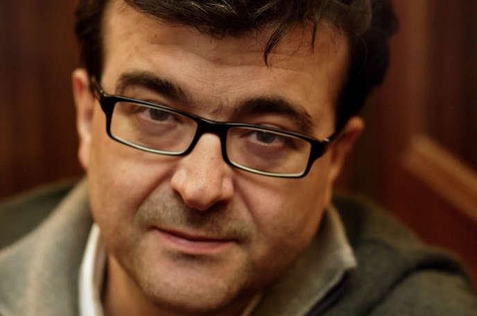 L'écrivain espagnol Javier Cercas.