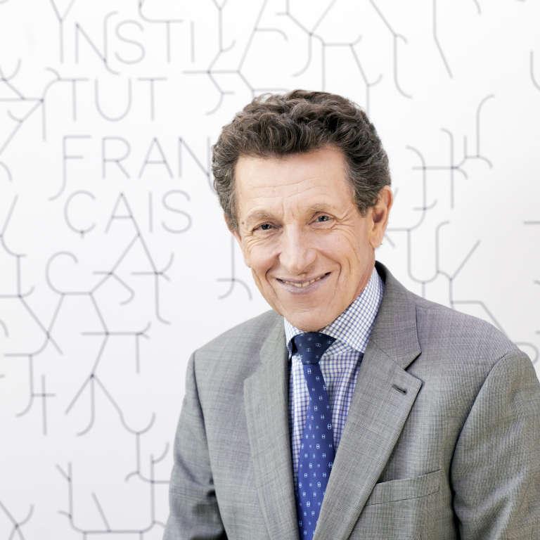 Pierre Buhler, président de l'Institut français.