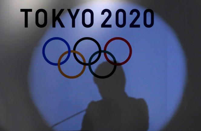 Le logo de Tokyo 2020.