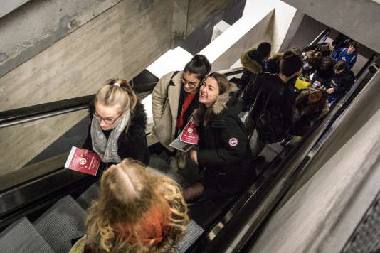 O21 à Paris, ce sont deux journées de conférences et ateliers pour aider les jeunes à s'orienter.