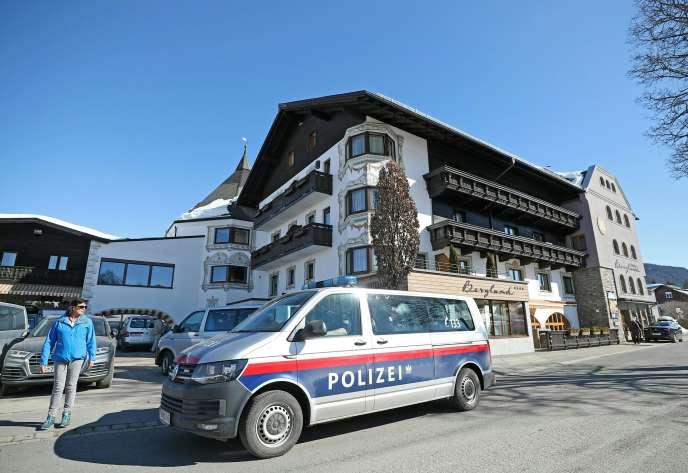 L'opération «Aderlass» a débuté avec l'arrestation de Mark Schmidt, le médecin au centre du réseau de dopage, en Thuringe, en février.