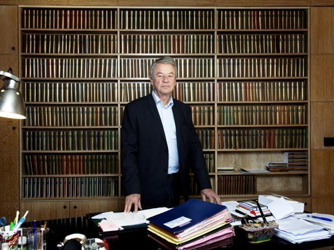 «Notre partenaire n'est ni Apple ni Google, mais Amazon», explique Antoine Gallimard, PDG du groupe d'édition Madrigall.