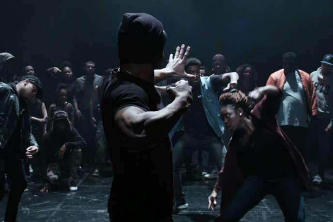 Clément Cogitore adapte une partie de ballet des « Indes galantes » de Jean-Philippe Rameau.