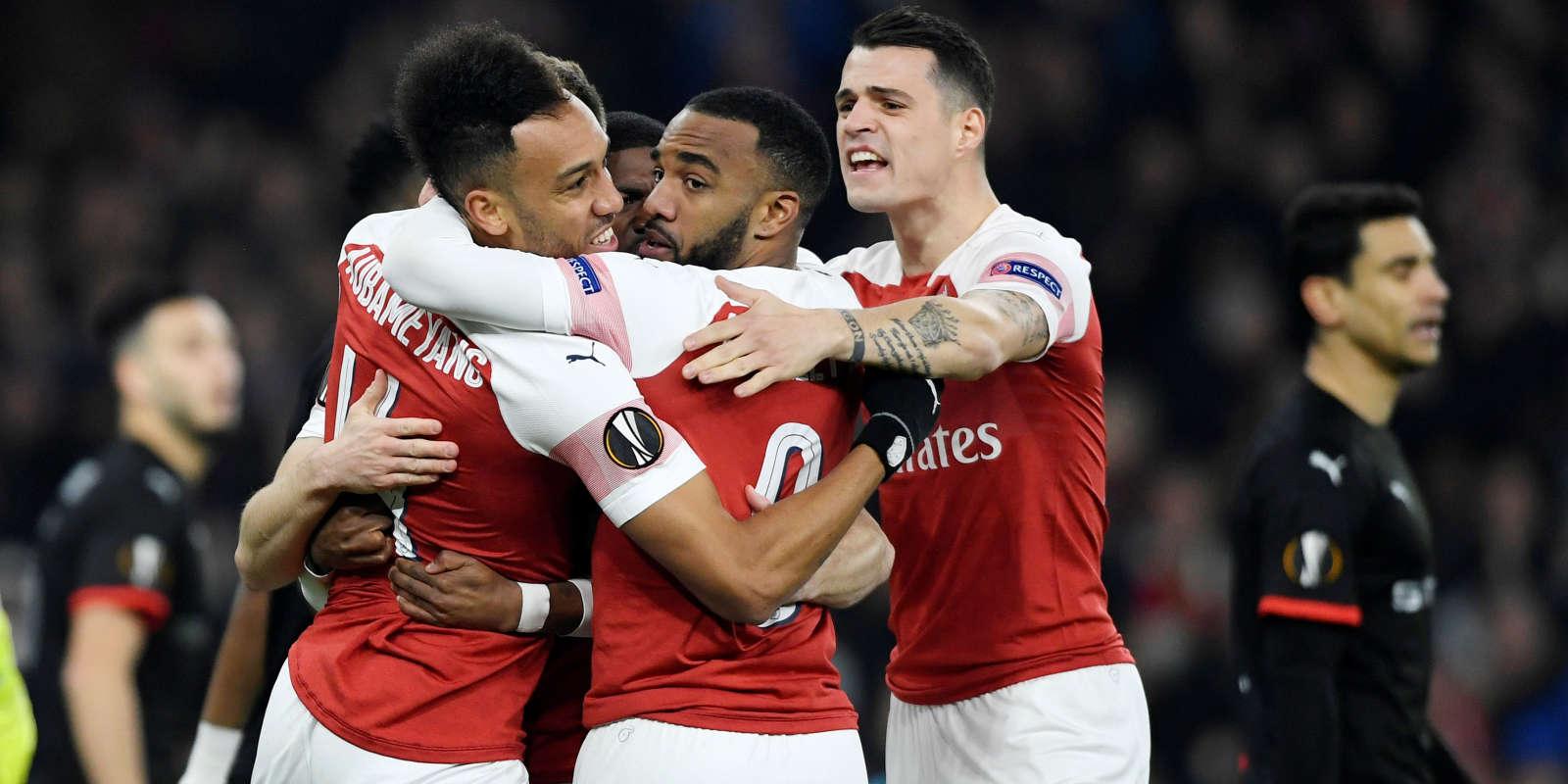 Arsenal-Rennes.