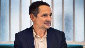Thierry Mandon dirige la Cité du design de Saint-Etienne et l'école d'art depuis septembre 2018.