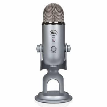 Le meilleur micro pour votre bureau Blue Yeti