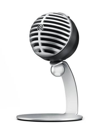 Un micro compact pour une voix claire Shure MV5