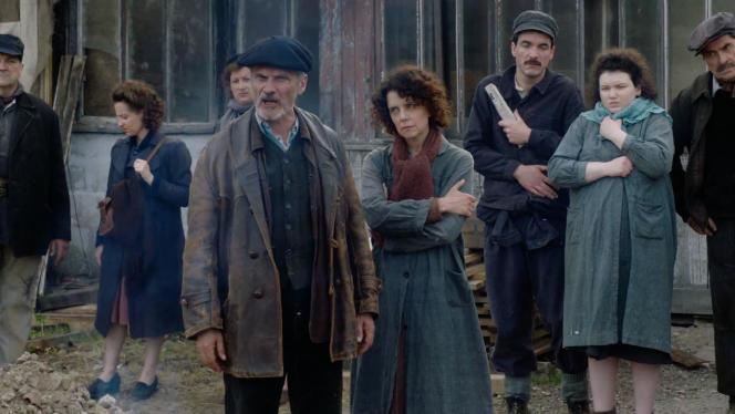 «Un village français» (France 3), série créée par Frédéric Krivine, Philippe Triboit et Emmanuel Daucé.