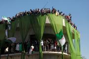 Manifestation anti-Bouteflika à Alger, le 15 mars 2019.