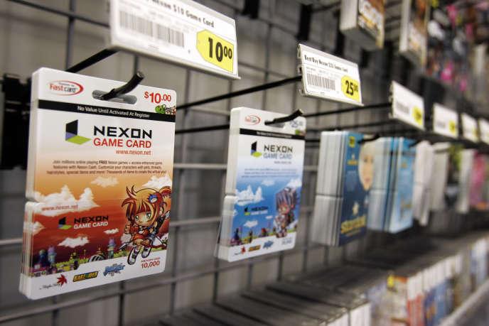 Des jeux vidéo Nexon.