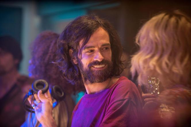 Romain Duris dans la série «Vernon Subutex» (Canal+), adaptation du roman de Virginie Despentes par Cathy Verney.