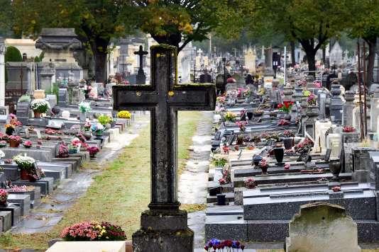 Le cimetière de la Chartreuse, à Bordeaux.