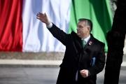 Le premier ministre hongrois Viktor Orban, à Budapest, le 15 mars 2019.