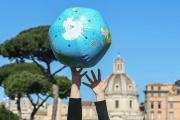 Marche pour le climat, à Rome, le 15 mars.