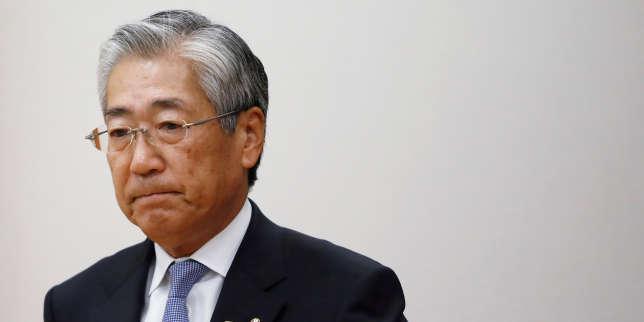 Tsunekazu Takeda a démissionné de son poste de président du Comité olympique japonais.
