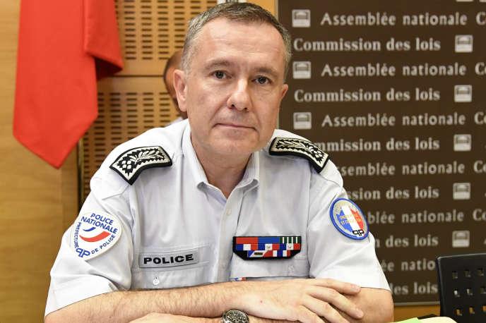 Alain Gibelin, lors de son audition par l'Assemblée nationale, le 26 juillet 2019.