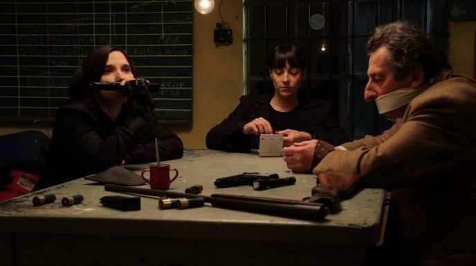 Une scène extraite du film deMariano Llinas,« La Flor».