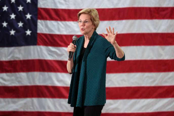 « A mon avis, chaque vote compte. Pour y parvenir, il est possible de voter au niveau national et cela signifie qu'il faut se débarrasser du collège électoral et que toutes les voix comptent », a déclaré Elizabeth Warren