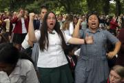 Attentat en Nouvelle Zélande : des hakas pour rendre hommage aux victimes