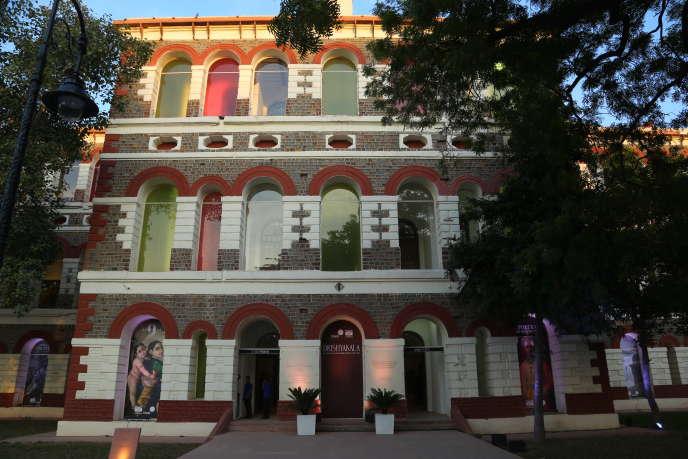 Le nouveau musée à Delhi baptisé Drishyakala («arts visuels» en hindi).
