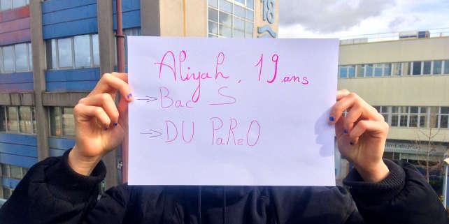 Pour Aliyah, 19 ans, étudiante à Paris, passer du lycée à l'université fut un choc mais aussi la découverte d'une nouvelle liberté, «avec beaucoup de nouvelles responsabilités».