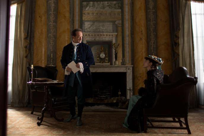 Vincent Lindon et Stacy Martin dans« Dernier amour», de Benoît Jacquot.