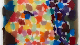 Ritratto Allegro Skin (2018), de Gaetano Pesce. Résine de polyuréthane, 247 x 125 cm.