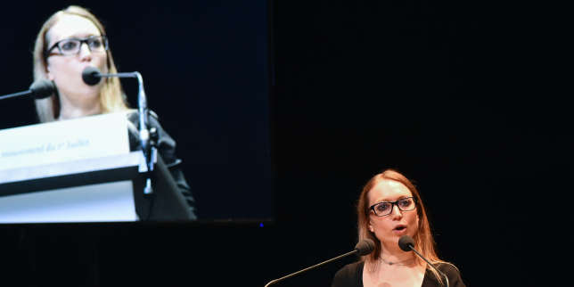 Aurore Lalucq, la députée qui porte l'écologie auParlement européen