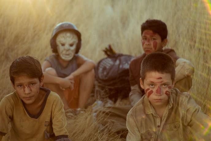 «Comprame un revolver», film mexicain de Julio Hernandez Cordon.