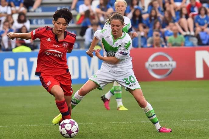 Après la finale de l'an passé, Lyon et Wolfsburg se retrouvent en quart de finale de la Ligue des champions.