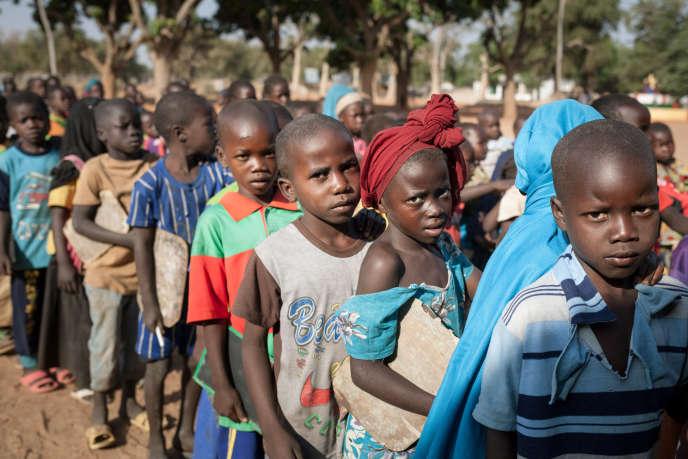 A Birao, dans le nord de la Centrafrique en décembre 2017.