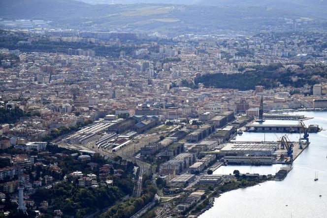 Trieste, en 2017.