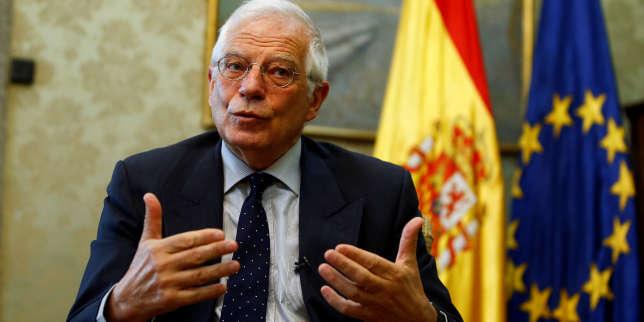Josep Borrell: «Mon premier contact avec une nouvelle façon de voir le monde»