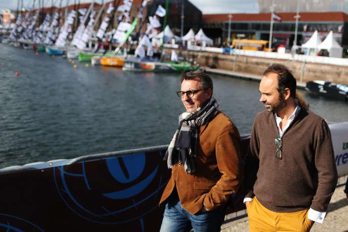 Luc Lemonnier, 50 ans et père de quatre enfants, avait remplacé en mai 2017 l'actuel premier ministre, Edouard Philippe, dont il est proche, à la tête de la ville portuaire de plus de 170 000 habitants.