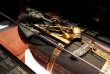 L'exposition «Toutankhamon, trésors du pharaon d'or», présente plus de 150 objets originaux, à la Grande Halle de la Villette à Paris, le 21 mars.
